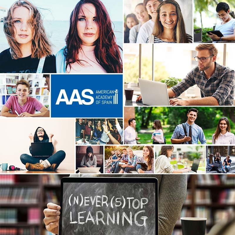 Planes de estudio American Academy of Spain